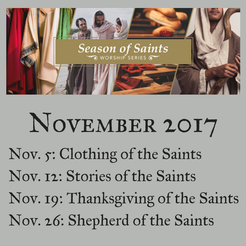 Season of Saints